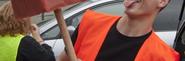Jotacross 2012 prooi voor Scouting Rurik